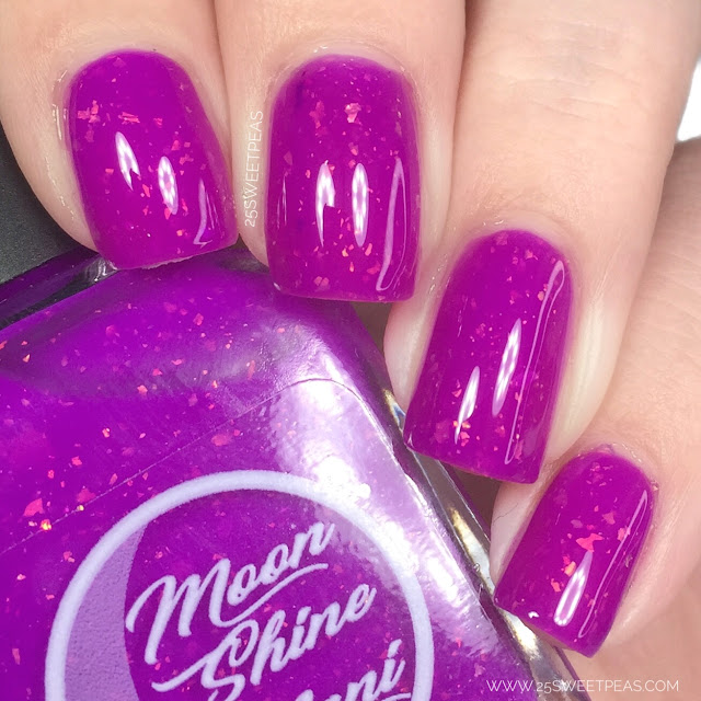 Moon Shine Mani Save the Best For Last