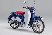 Honda Super Cub C125 (2019) Front Side