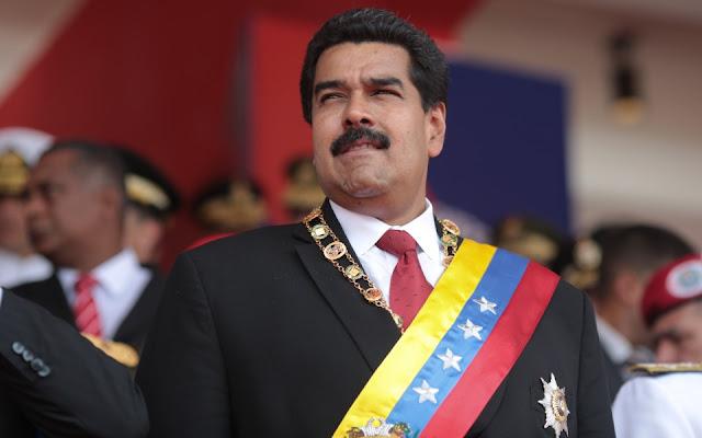 """Maduro completa 6 anos no poder e destaca """"batalha e vitória"""""""