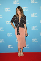 Karina Banno That's Not Me Premiere best red carpet dresses at Sydney Film Festival