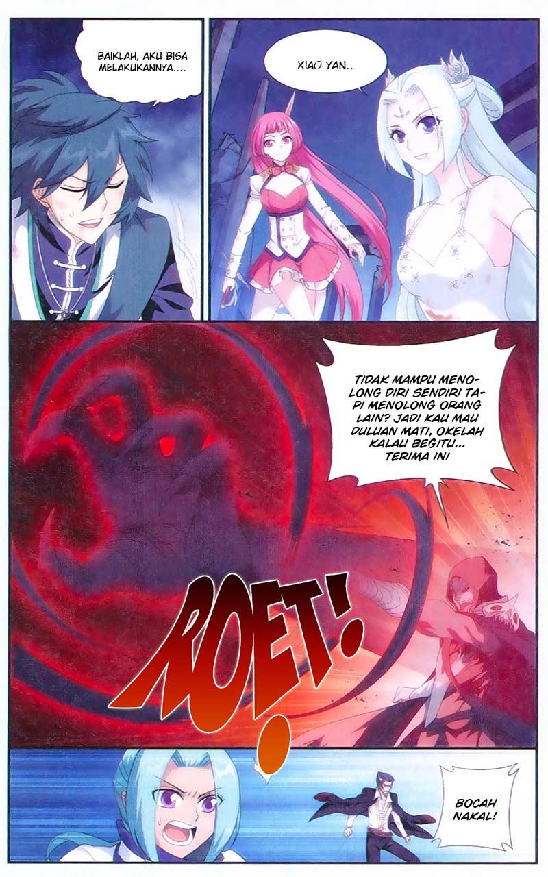 Battle Through the Heavens Chapter 169-34