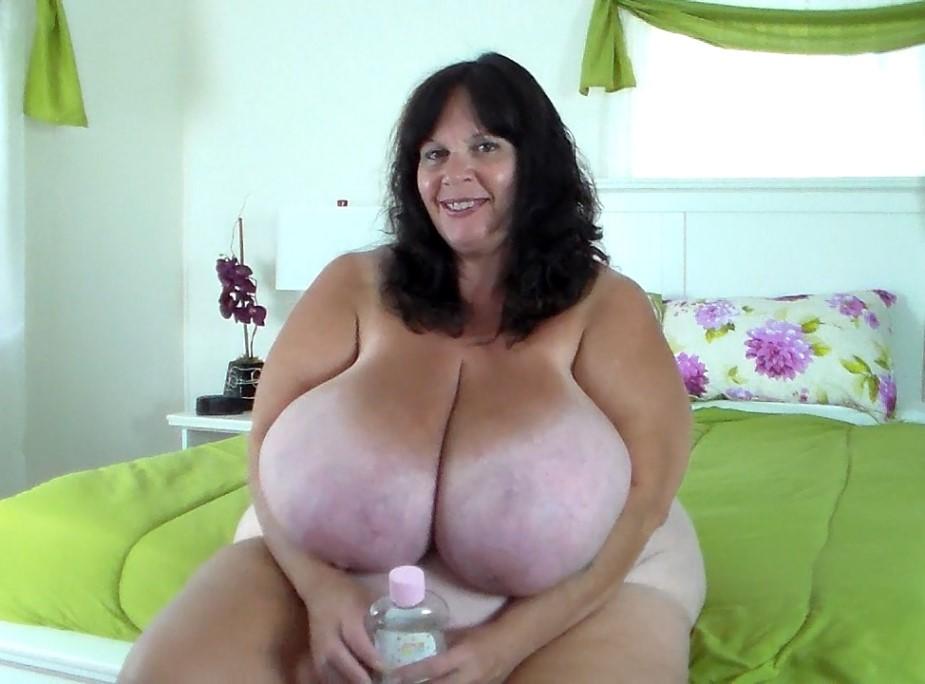 tits Ssbbw big