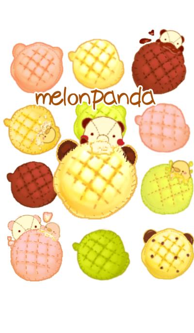 Melon panda