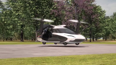 [Video] Mobil Terbang Twerrafugia TF-X, Solusi Untuk Berkendara Di Tengah Kemacetan