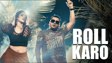 Roll Karo Lil Golu feat. Shivranjani Singh New Punjabi Songs 2016 Jimmy Jib Manish Arora