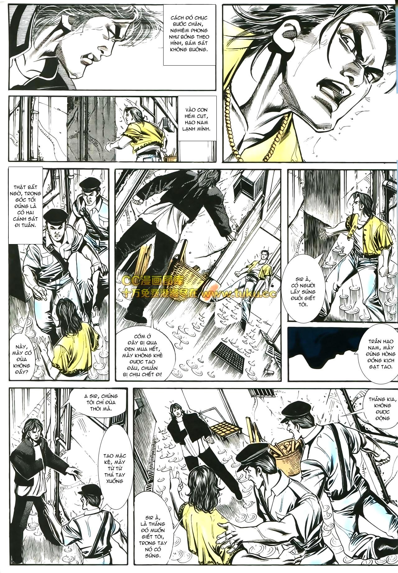 Người Trong Giang Hồ chapter 173: da ngựa bọc thây trang 23
