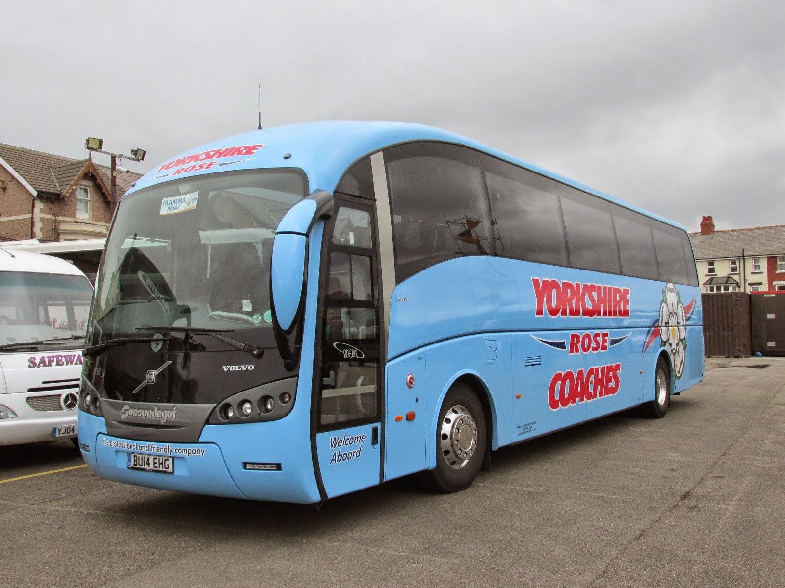 Benji's Buses : New Plate 64: Bus and Coach News & Views ...