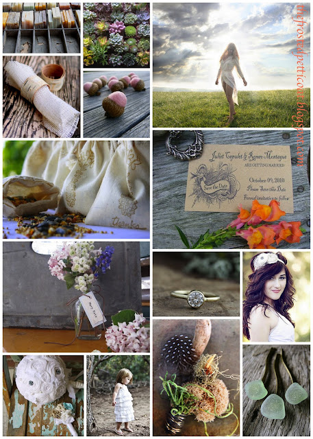 eco+friendly+green+outdoor+rustic+wedding+bride+dress+reception - Eco Pleasures