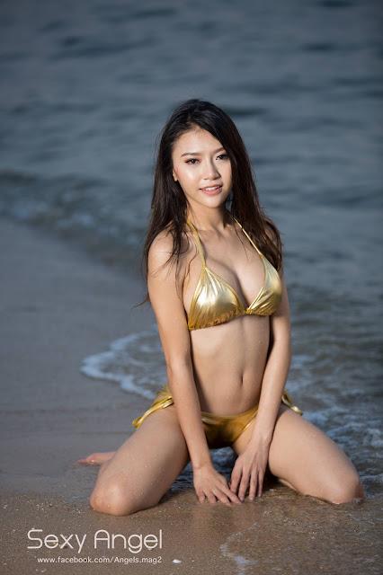 Hot girls Thai porn model Nirada Guernongkun 16