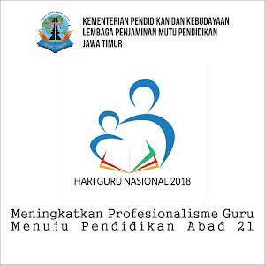 Selamat Hari Guru Nasional 2018