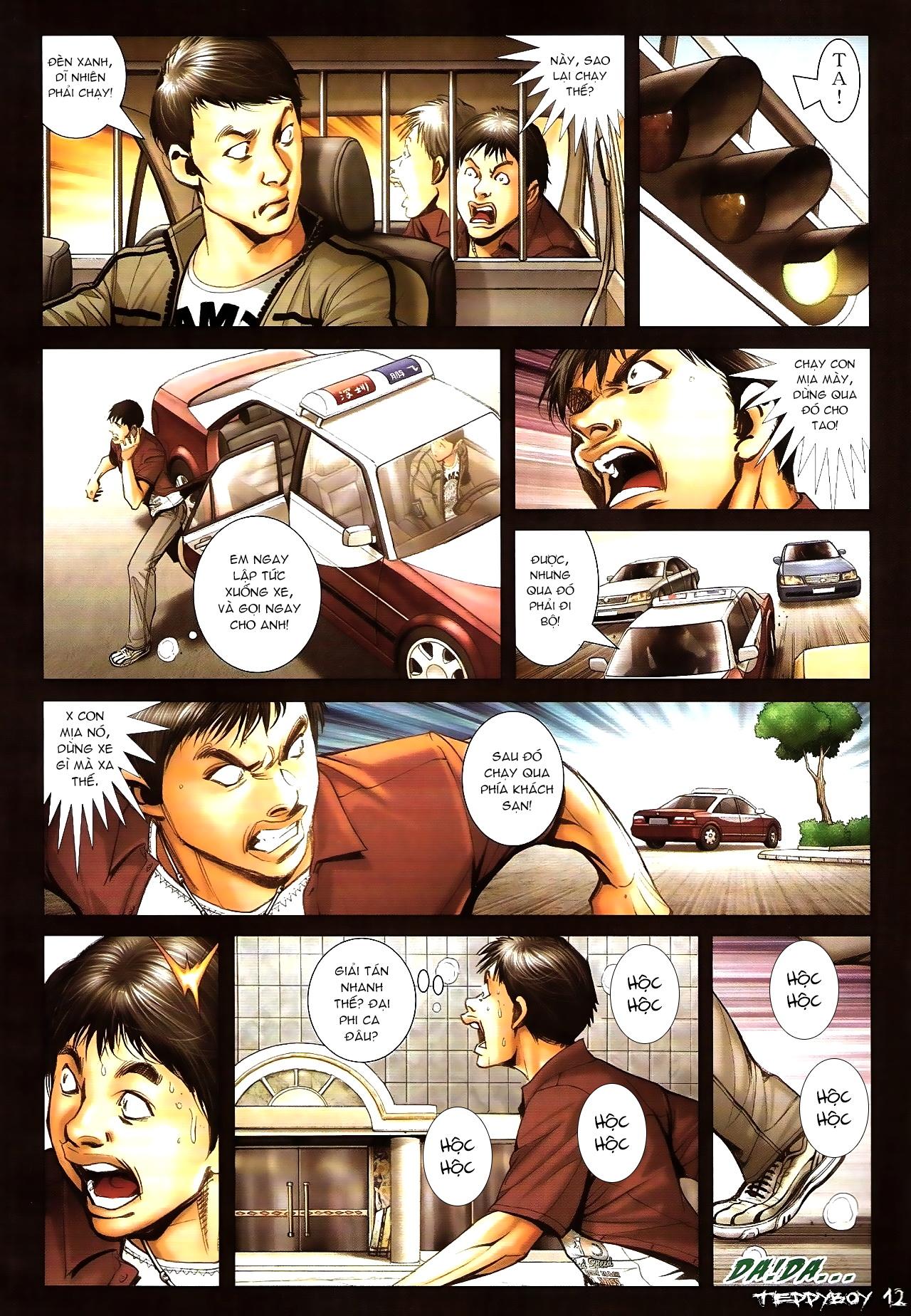 Người Trong Giang Hồ - Chapter 1288: Thần nhân Đại Phạn - Pic 11