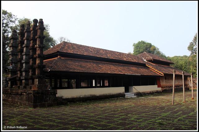 Rameshwar Temple, Vijaydurg