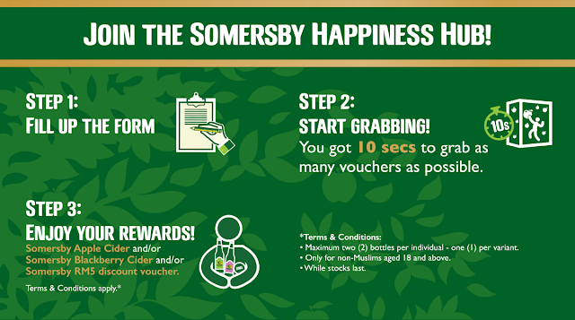 Somersby Happiness Hub