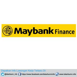 Lowongan Kerja PT Maybank Indonesia Finance Tangerang untuk D3 Semua Jurusan