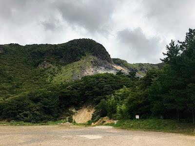 塚原温泉 駐車場