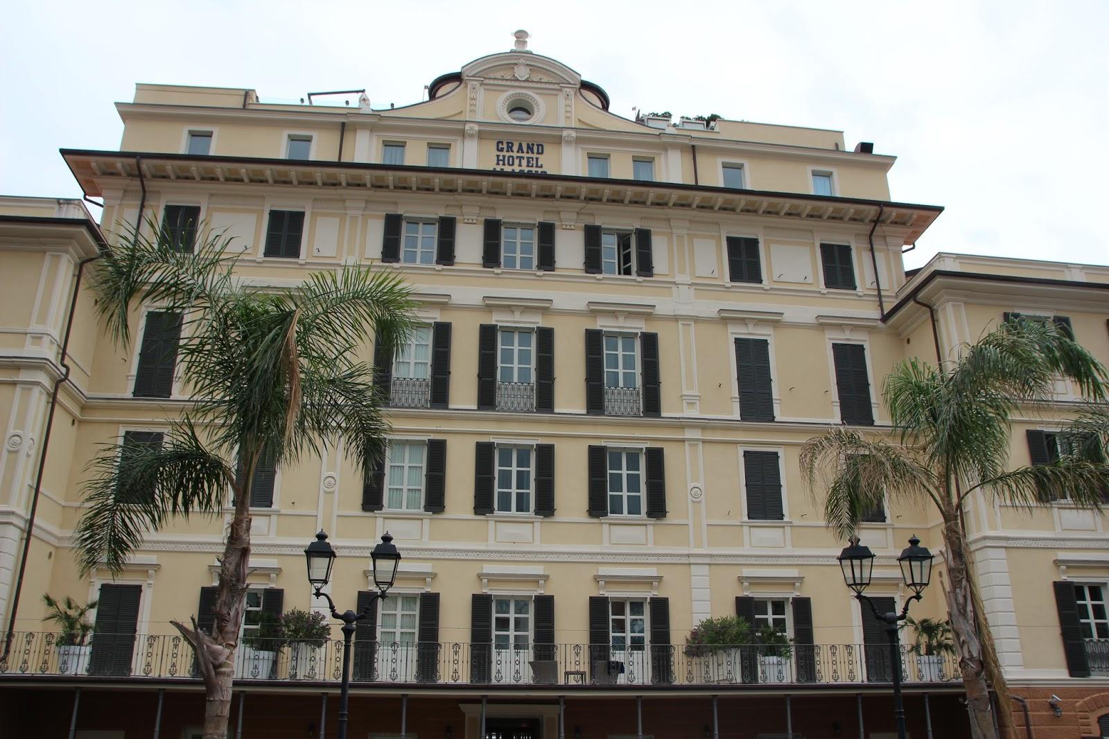 Alassio liguria italia alassio hotel for Hotel liguria milano