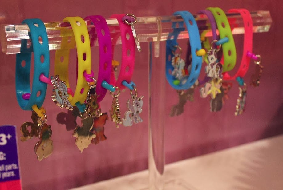 Bracelets with charmlings