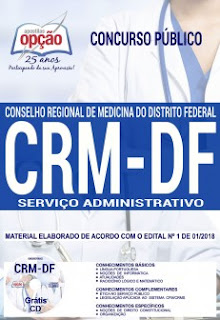 Apostila CRMDF serviço Administrativo