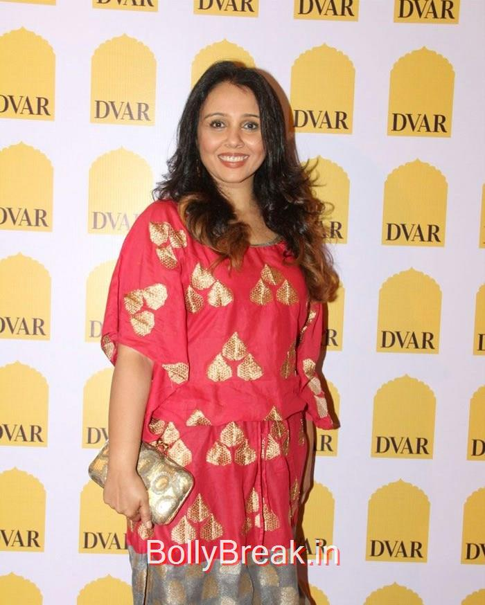 Suchitra Krishnamoorthi, Celebs At DVAR India's One Year Fashion Bash