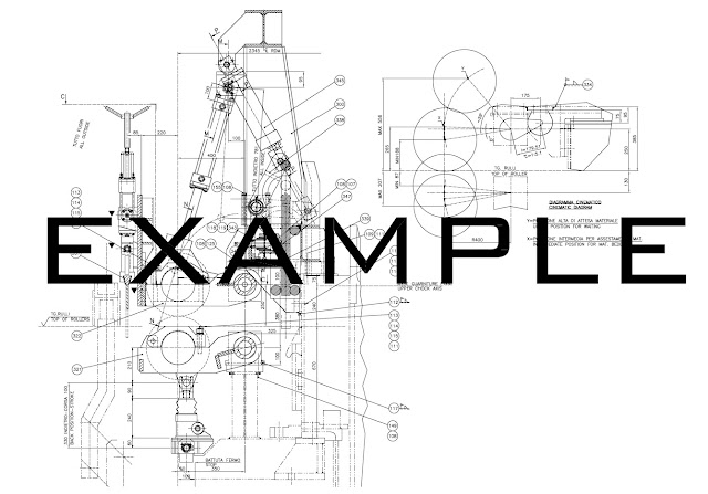 CAD Drafting Services: AutoCAD Mechanical Drawings