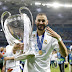 Benzema completa nove anos de Real Madrid