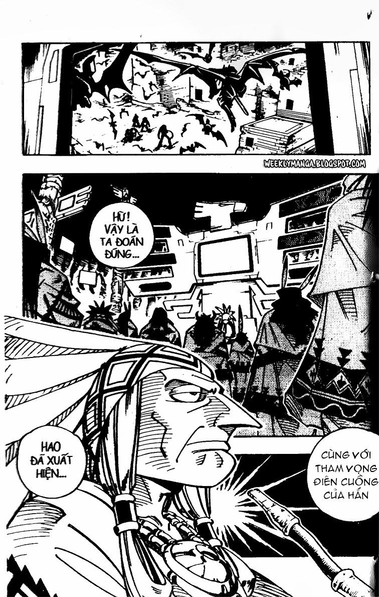 Shaman King [Vua pháp thuật] chap 98 trang 2