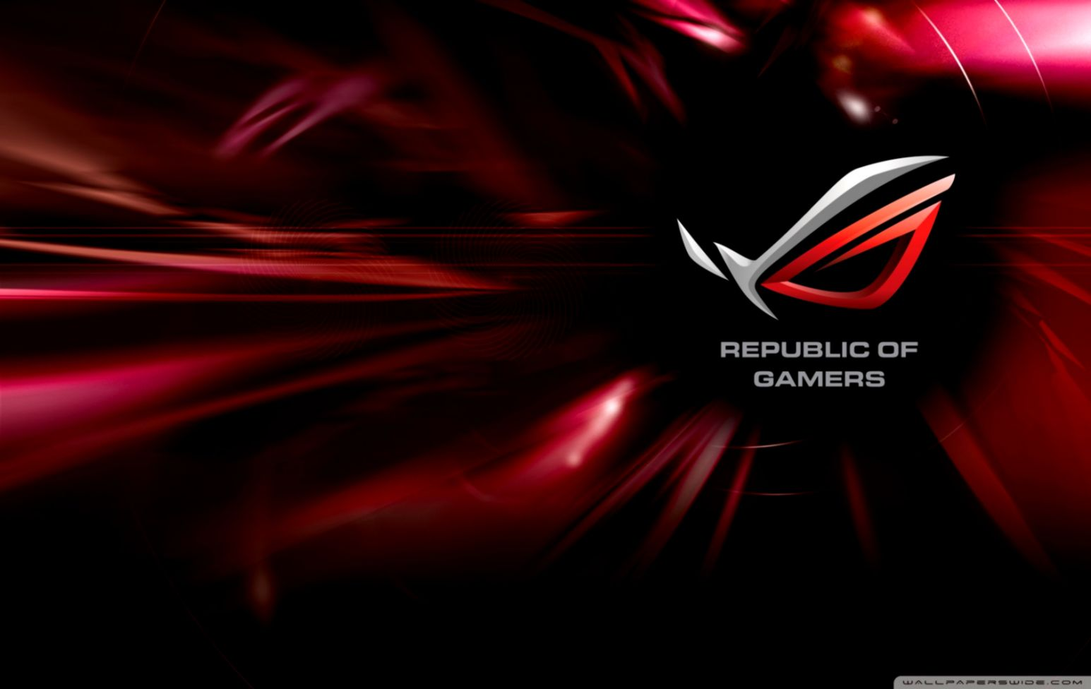 Asus Rog New Logo Hd Wallpaper Wallpapers Legend