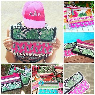 Pinkieciel handmade bags - Βάσω & Σοφία