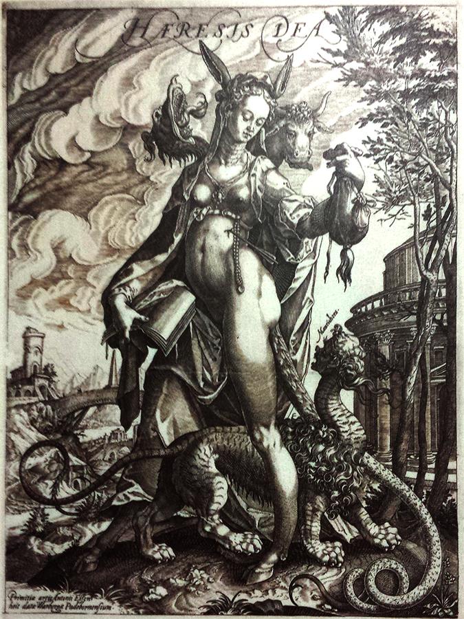 Anton Eisenhoit-La Dea Eresia-Anna Pappenheimer-inquisizione-femminicidio-#8marzo-non una di meno-sciopero internazionale delle donne-archivio di stato-modena-inquisizione-streghe-la santa furiosa