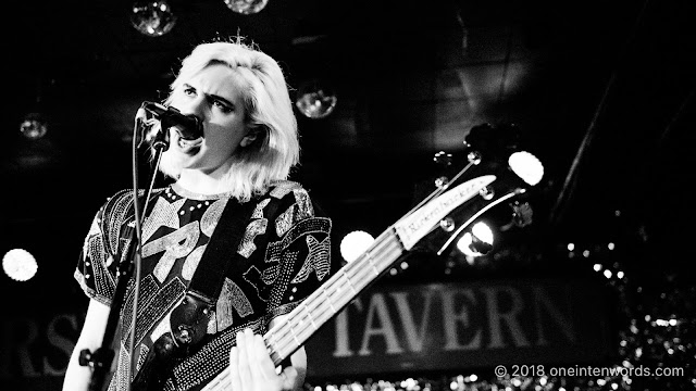 Sunflower Bean at The Legendary Horseshoe Tavern on May 5, 2018 Photo by John Ordean at One In Ten Words oneintenwords.com toronto indie alternative live music blog concert photography pictures photos