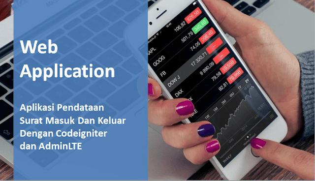 Download Aplikasi Pendataan Surat Masuk Dan Surat Keluar Gratis Dengan Codeigniter
