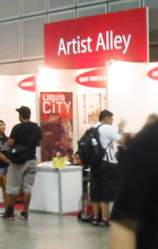 992dedf2f The Value of Artist Alley @ STGCC