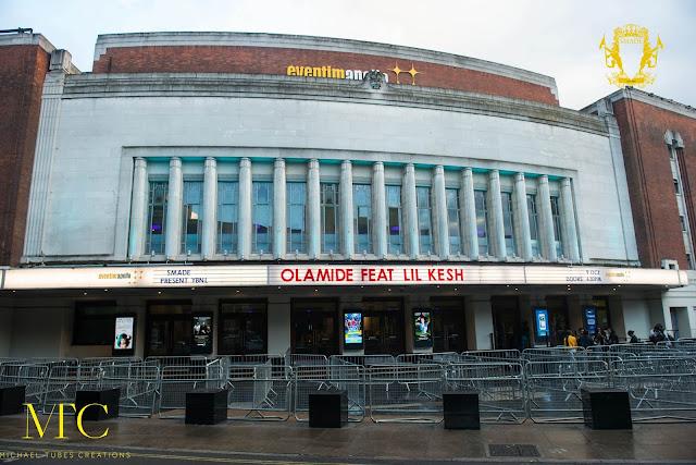 YBNL London Concert 2016