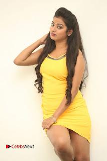 Actress Tarunika Pictures in Short Dress at Ramasakkanodu Movie Opening  0015.JPG