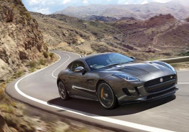 Survey Jaguar F-Type coupe,Price £51,775 - £110,000