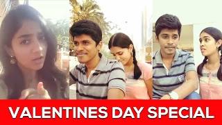 Special Tamil dubsmash – Arun Sanjana