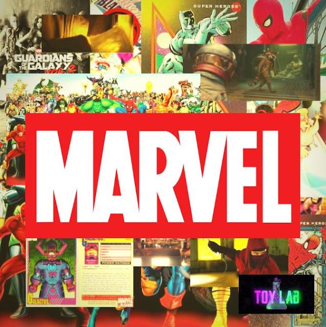 Comics ~ ToyLab