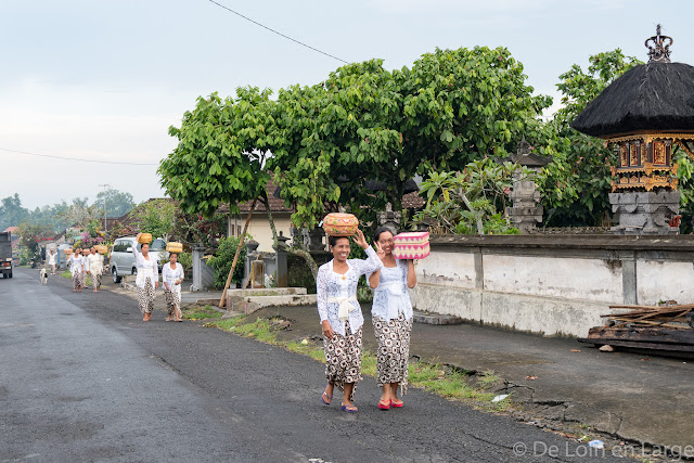 Cérémonie - Bali