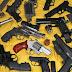 Em Nova Russas, delegacia é arrombada e bandidos furtam armas e munições