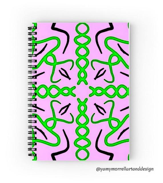 Pattern-notebook-yamy-morrell