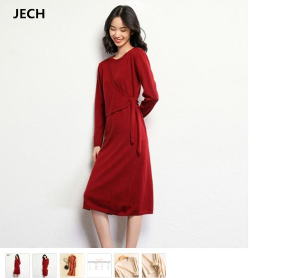 Evening Dresses For Women - Where To Get Vintage Clothing Online - Maroon Maxi Dress With Sleeves