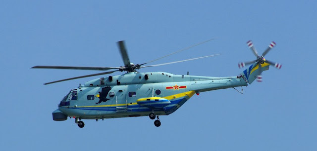 Changhe Z-18F ASW/Anti-Ship Helicopter