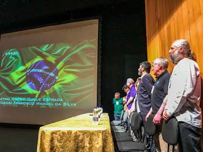 Escolas municipais de Farol participam de Encontro de Astronomia que reúne cientistas do mundo todo em Campos