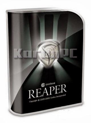 REAPER 4.76 + Key