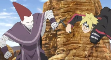 Boruto Naruto Next Generations – Episódio 87