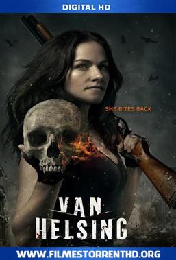 Baixar Van Helsing – 1ª Temporada Completa Torrent Web-DL 720p Dublado (2016)