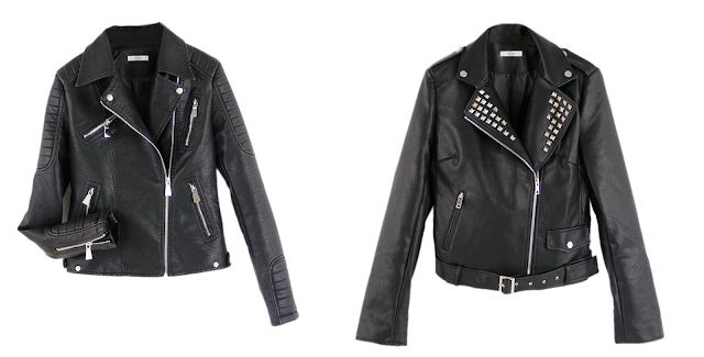Leatherette & Bikers & Rock and Roll