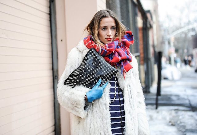 clutch tendenza borse autunno 2016 borse inverno 2017 winter bags mariafelicia magno fashion blogger color block by felym street style