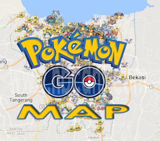 7 Cara Mengetahui letak Pokemon Di Pokemon Go