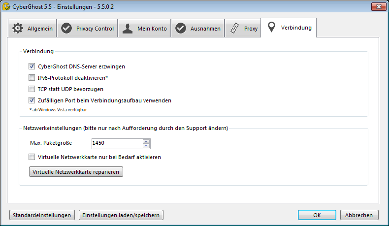 Utorrent socks5 incoming connections